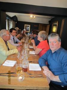 Bristol Hannover Council Annual Dinner 2013 (photo courtesy of Lynda Evans)