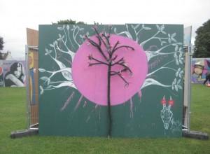 UPfest Love Tree1