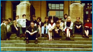 1966-groups-on-the-refectory-steps