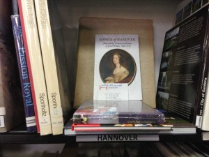 Hannover Books in Bristol Library